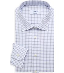 graph check contemporary-fit dress shirt