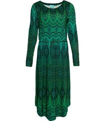 lalamour jurk long print lace
