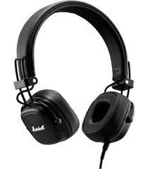 audífono major 3 on ear negro marshall