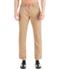 emporio armani adilette trousers