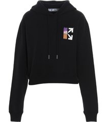 off-white gradient arrows sweater