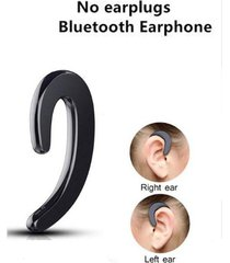 audifonos bluetooth deportiva auriculares inalámbrico con mic - negro