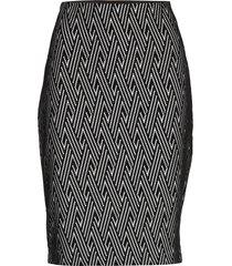 skirt knitwear kort kjol multi/mönstrad gerry weber