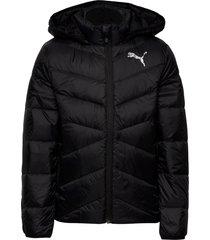packlite down jacket b gevoerd jack zwart puma