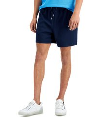 """inc men's 5"""" ponte knit shorts, created for macy's"""
