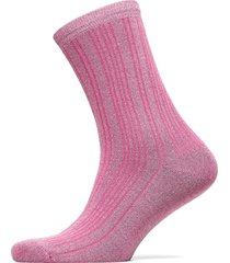 slflana sock b lingerie socks regular socks rosa selected femme