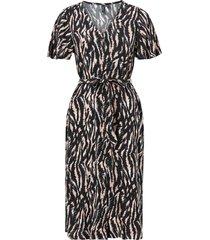 klänning vmsimply easy ss calf shirt dress wvn