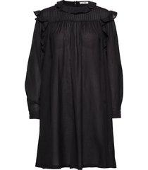sonia dress kort klänning svart nué notes