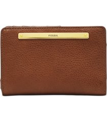 fossil women's liza multifunction wallet