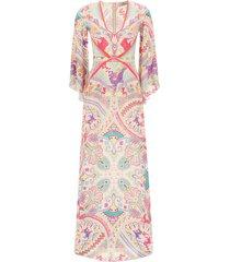 etro idra dress ethnic paisley print