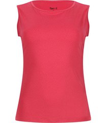 top estampado lunares color rosado, talla s