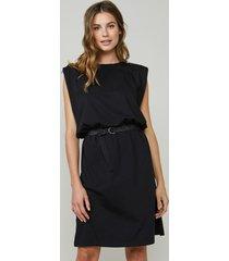 summum 5s1258-30250 dress padded cotton jersey garment dyed