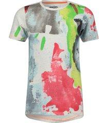 t-shirt halid wit