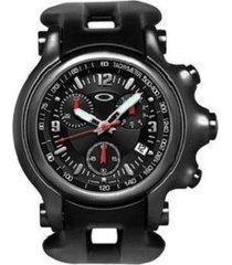 reloj holeshot  oakley   referencia  10-228