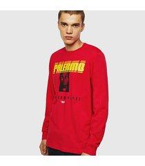 camiseta para hombre lcp-t-just-ls-palerm diesel