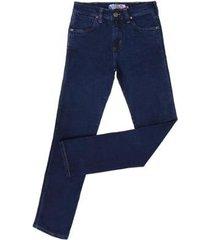 calça jeans rodeo western masculina