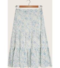 falda en encaje estampada-10