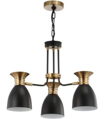 jonathan y middleton 3-light led pendant