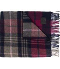 paul smith men scarf tartan