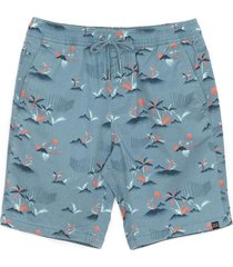 bermuda jogger rosado maui and sons