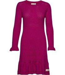 savagely cute dress kort klänning rosa odd molly