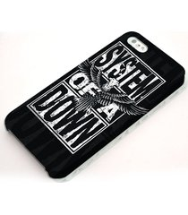 system of a down rock band hardshell case for iphone 5 5s