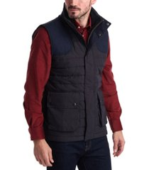 barbour men's bradford gilet