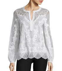 lyla lace blouse