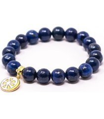 katie's cottage barn lapis lazuli give back bracelet