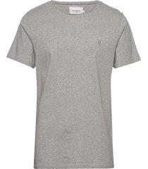 austin t-shirt t-shirts short-sleeved grå les deux