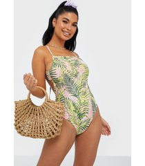 pieces pcnia swimsuit sww baddräkter