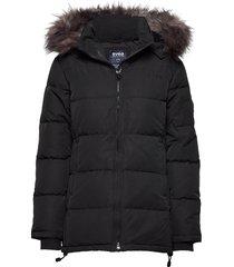 alicia new jacket fodrad jacka svart svea