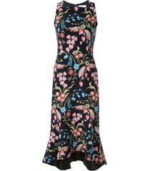 peter pilotto kia dress - black