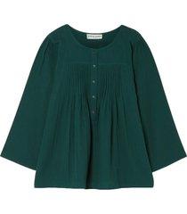 apiece apart blouses