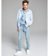 and now this men's denim shirt