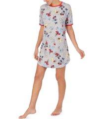 disney mickey & friends sleep shirt nightgown