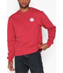 tiger of sweden jeans deniz tröjor röd