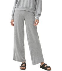 michael stars juniper pants, size large in heather grey at nordstrom
