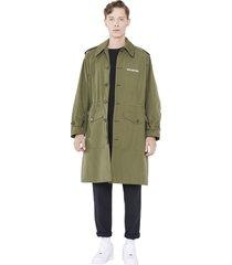 płaszcz roses army coat