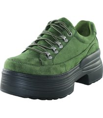 botin basic high green danicolle