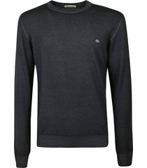 etro crew neck sweater