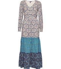 bohemian maxi dress dresses everyday dresses grön superdry