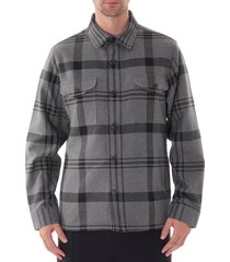 filson deer jacket - 20105728 heather black