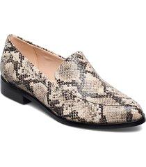 bizzy dawn loafers låga skor beige clarks