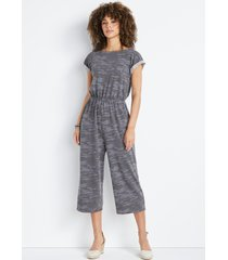 maurices womens 24/7 camo reversible jumpsuit gray