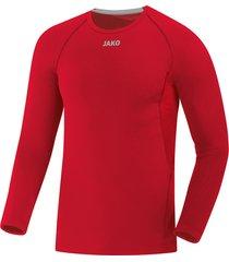 jako shirt compression 2.0 lm 038181 rood