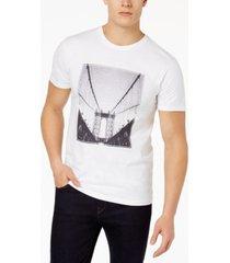 alfani men's new york graphic t-shirt, created for macy's