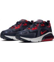 9-zapatillas de hombre nike air max 200-azul