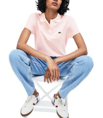 lacoste short sleeve classic fit polo shirt