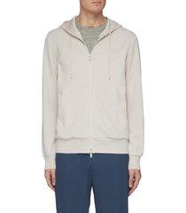 'mattis' zip-up hoodie